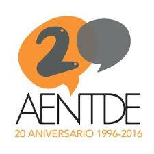 20 Aniversario AENTDE Asociación Española de Nomenclatura, Taxonomía y Diagnósticos de Enfermería. 2