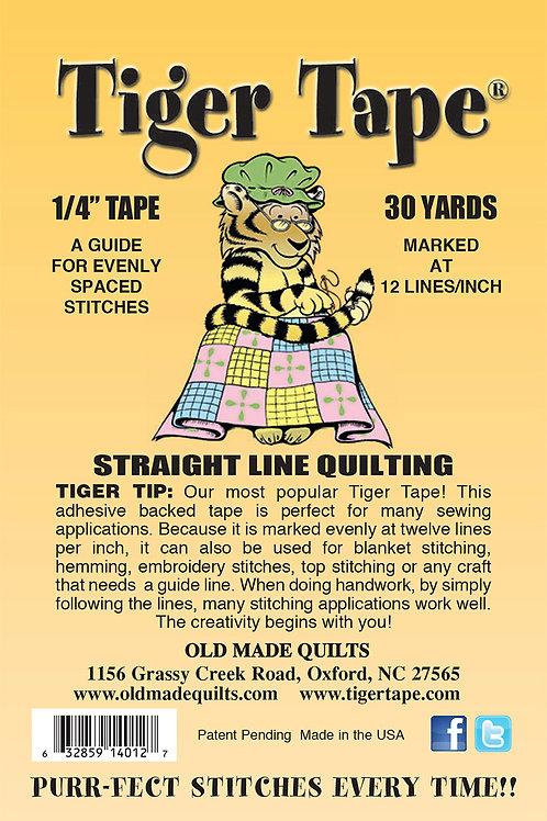 Tiger Tape 1/4 – 12