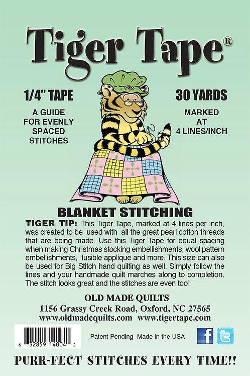 Tiger Tape 1/4 – 4