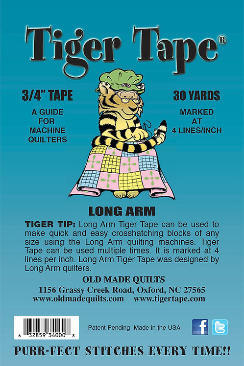Tiger Tape Long Arm