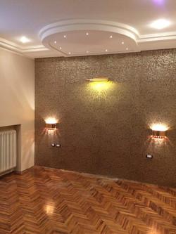 Illuminotecnica, abitazione privata