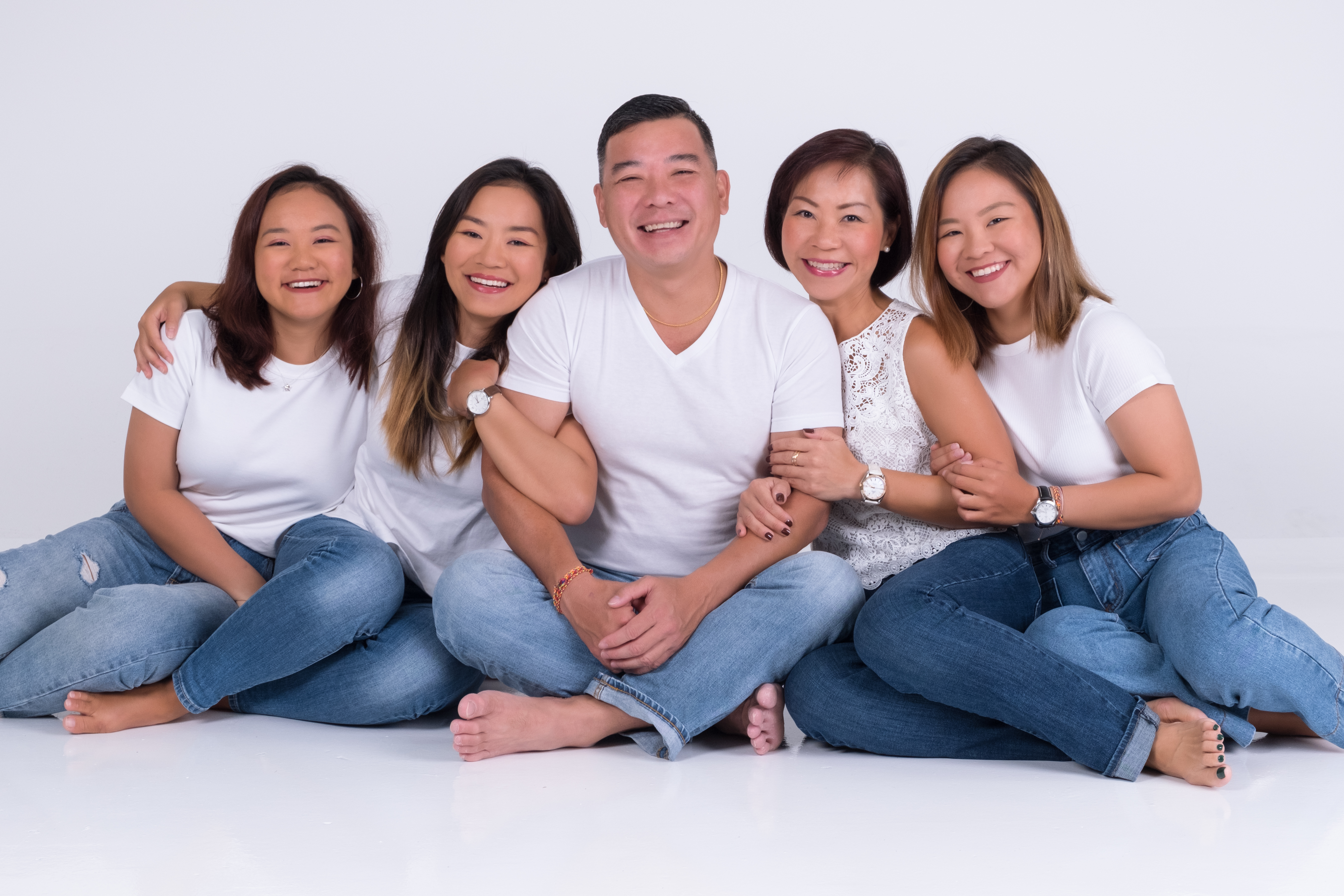 Family Casual Photography Singapore