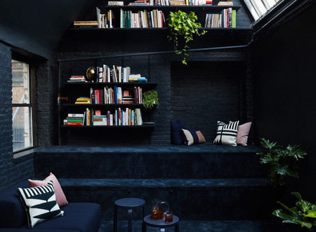 LIGHTING SECRETS FOR DARK, MOODY SPACES