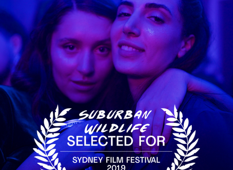 SUBURBAN WILDLIFE ANNOUNCED AS PART OF THE SYDNEY FILM FESTIVAL 2019