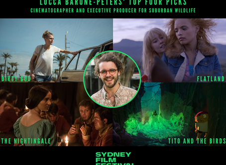 Suburban Wildlife Recommends at the Sydney Film Festival