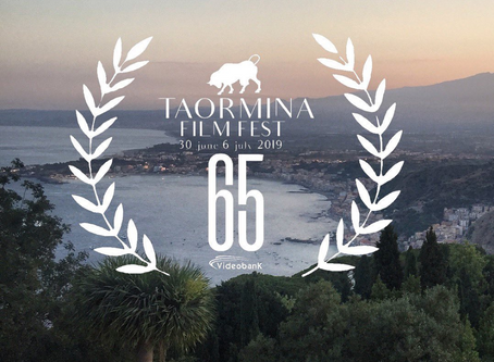 TAORMINA FILM FESTIVAL LINE-UP ANNOUNCED