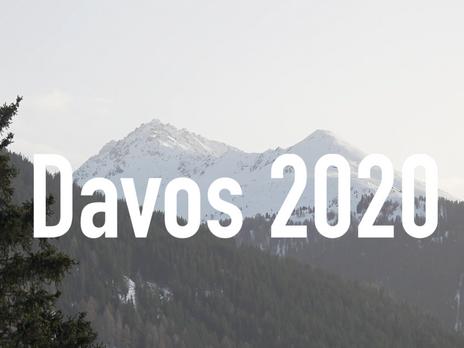 Davos WEF WIE 2020