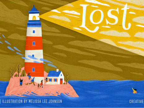 Lost - CreativeMornings