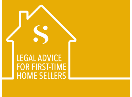 Legal Advice for First-Time Home Sellers