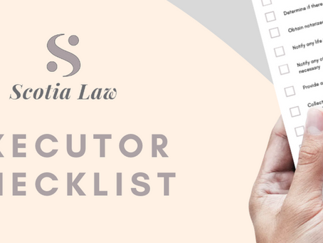You've been named Executor, now what?