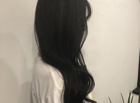 그레이스펌 | 분위기 있는 긴머리 여자헤어스타일