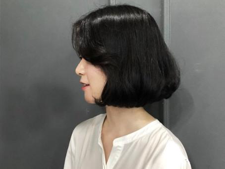 볼륨매직c컬펌 | 깔끔한 머리손질이 가능한 여자헤어스타일