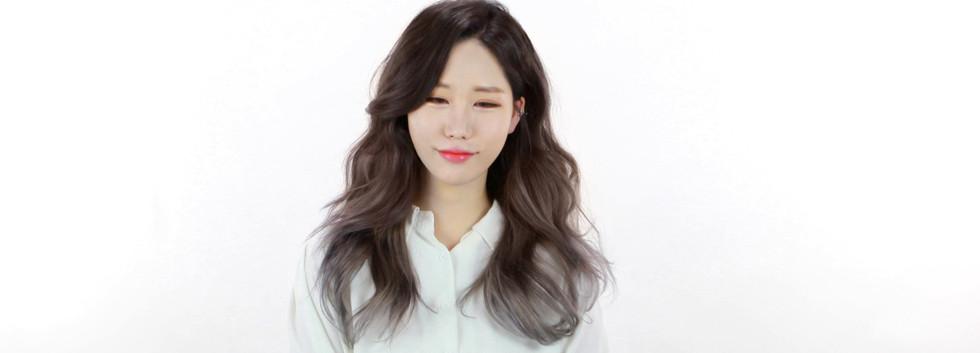 애쉬베이지솜브레 After