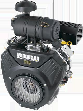 Motores Vanguard de 35cv