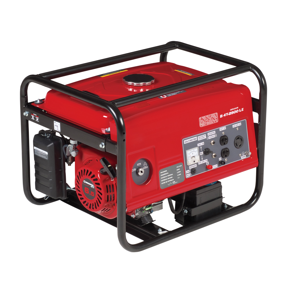 Gerador a gasolina - B4T-2500