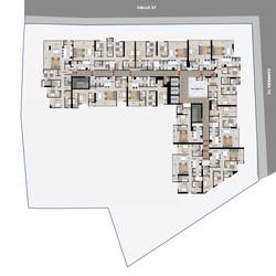 piso tipo aptos