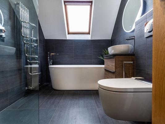 How to Turn Your Loft into a Bathroom