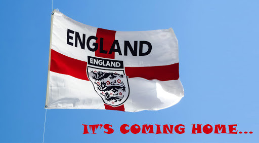 Watching England Play in Your New Kitchen