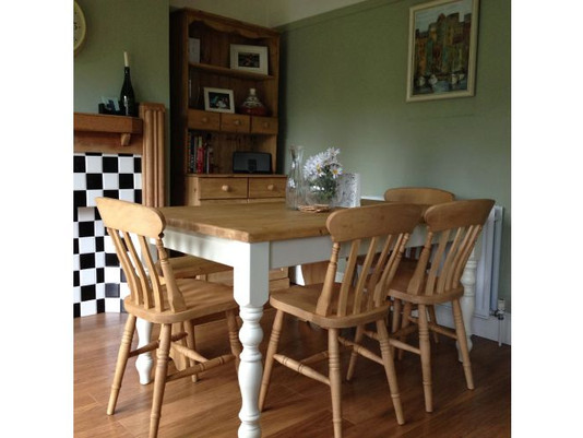 Reasons to include a farm style table in your new kitchen