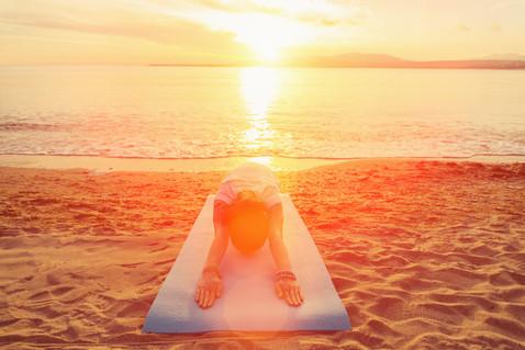 Velkommen til yoga torsdag 6.juni!