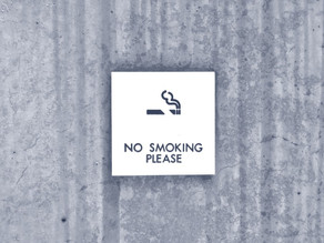 Is smoking still a problem among teenagers?