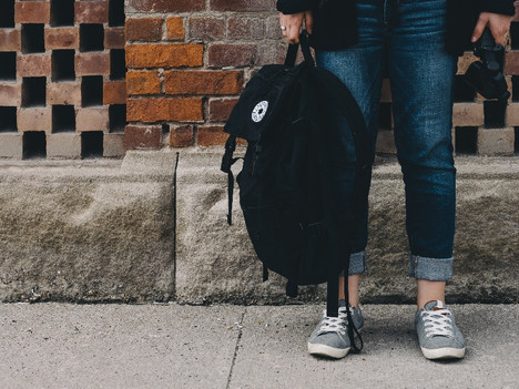 The gray area first-generation students face