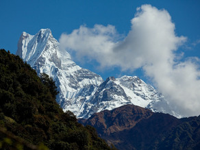 Himalayan climate struggles cause suffering