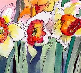 Daffodils with Pen.jpg