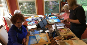 New in 2020...OpenStudio at Angie's home classroom
