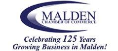 logo for Malden Chamber of Commerce