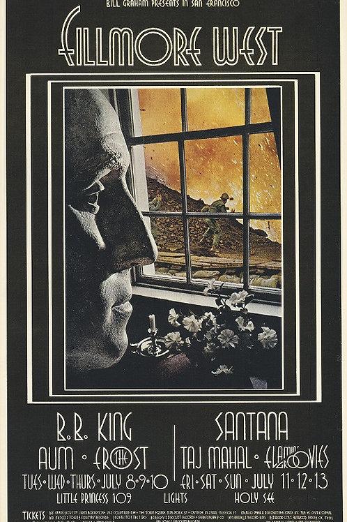 SANTANA, 07/1969