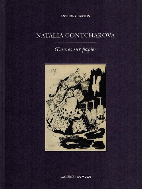 NATALIA GONTCHAROVA. ŒUVRES SUR PAPIER