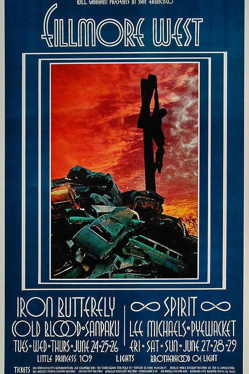 IRON BUTTERFLY, 06/1969