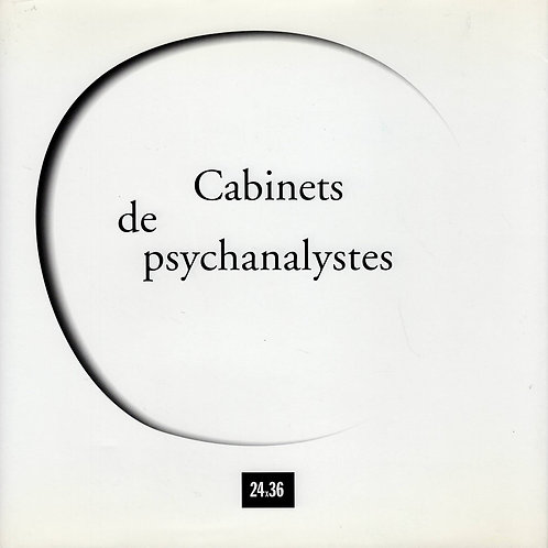 CABINETS DE PSYCHANALYSTES