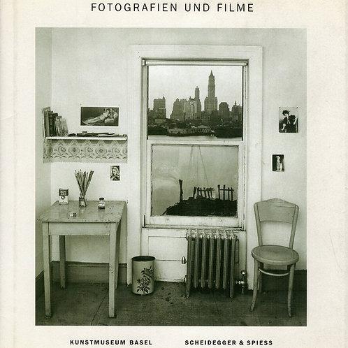 RUDY BURCKHARDT-NEW YORK MOMENTS. FOTOGRAFIEN UND FILME