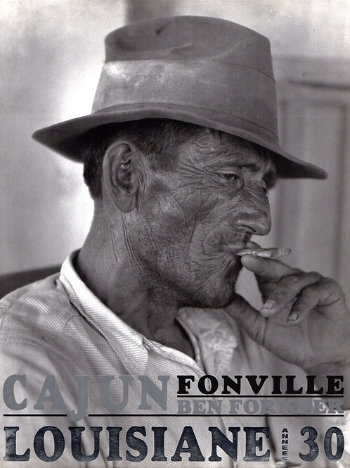CAJUN. LOUISIANE 1930s
