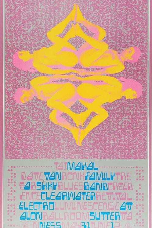TAJ MAHAL, 04/1967 (ROSE)