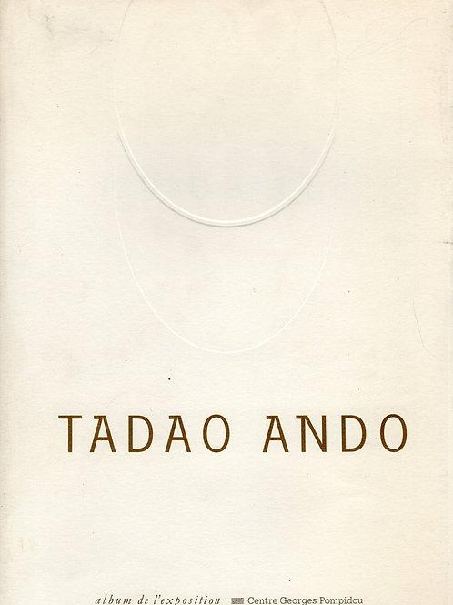 TADAO ANDO - CENTRE POMPIDOU 1993