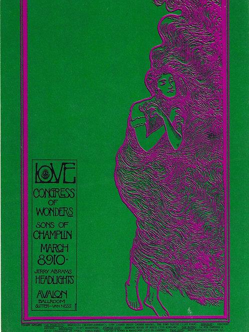LOVE, 03/1968