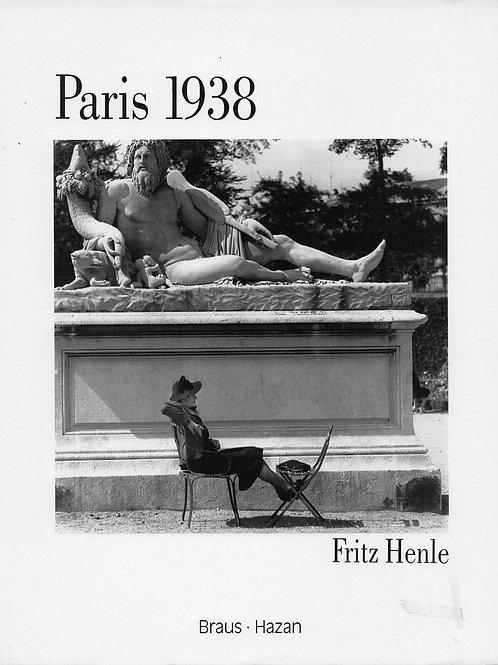 FRITZ HENLE, PARIS 1938