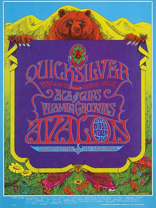 QUICKSILVER, 05/1968
