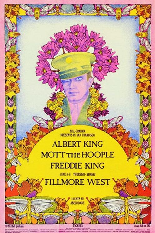 ALBERT KING, 06/1971