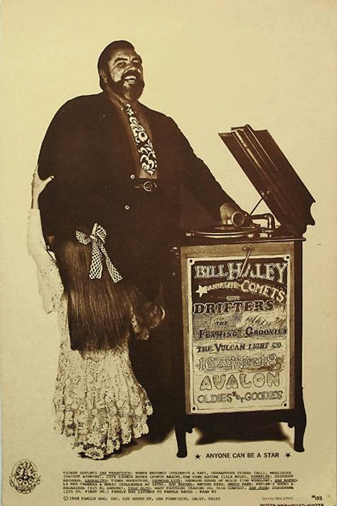 BILL HALEY, 08/1968