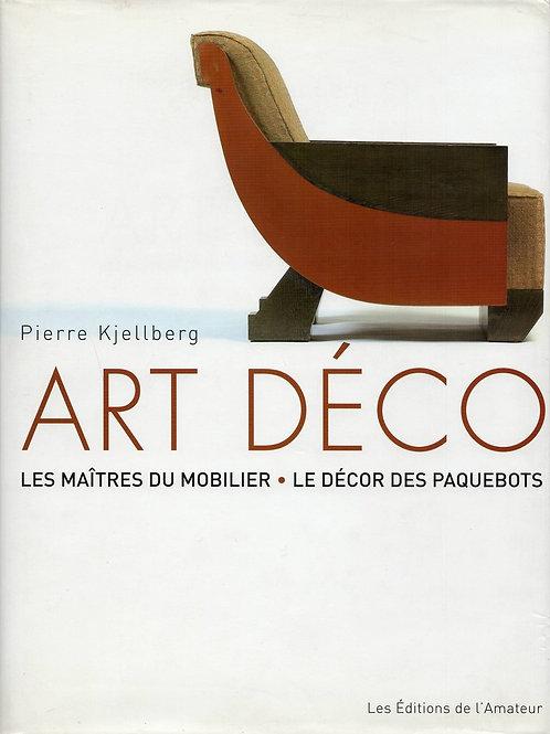 ART DECO. LES MAITRES DU MOBILIER
