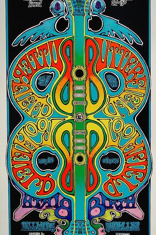 BUTTERFIELD BLUES BAND, 03/1969