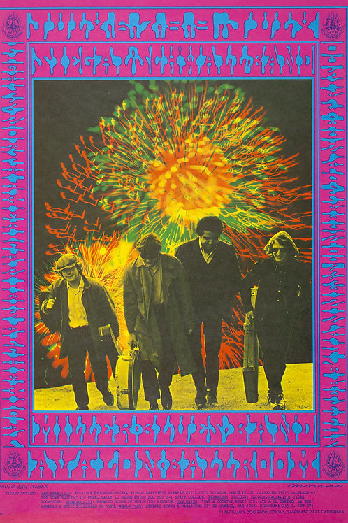 MILLER BLUES BAND, 07/1967