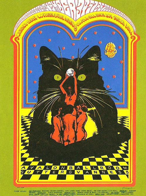 CANNED HEAT, 11/1967