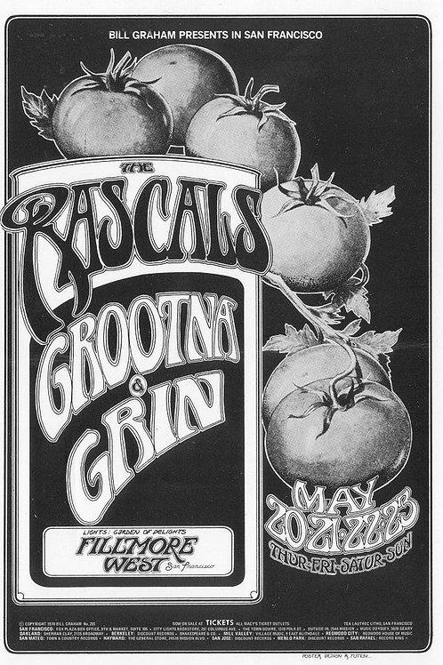 RASCALS, 05/1971