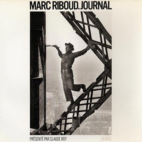 MARC RIBOUD. JOURNAL