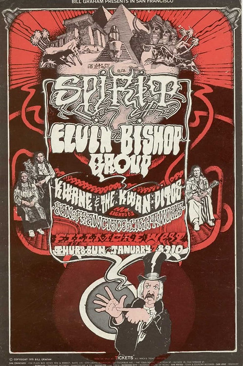 SPIRIT, 01/1971